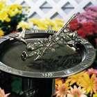 Hummingbird Sundial Bird Bath