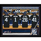 Personalized Tampa Bay Lightning Locker Room Print