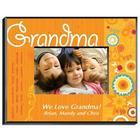 Personalized Grandma Bright Sun Picture Frame