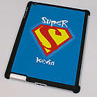 Personalized Superhero iPad 2 Case