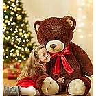 Handsome Henry Giant Holiday Bear
