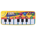 Baby's Keyboard Music Carpet Mat
