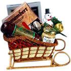 You Sleigh Me Snack Gift Basket