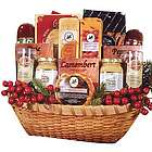Northwoods Bounty Cheese Gift Basket