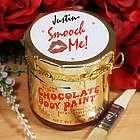 Smooch Me Chocolate Body Paint