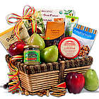 Scrumptiously Delicious Fruit Gift Basket