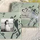 Lovebirds Photo Coaster