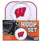 University of Wisconsin Mini Hoop Basketball Set