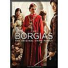 The Borgias First Season DVD