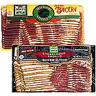 Jones Breakfast Cherrywood Smoked and Hickory Smoked Bacon