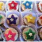 Sugar Crisp Star Sandwich Cookies