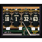 Personalized NHL Dallas Stars Locker Room Print