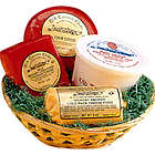 Holiday Special Cheese Gift Basket