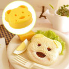 Beary Hungry Sandwich Mold