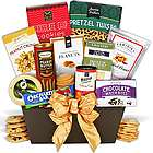 Mother's Day Sweets and Snacks Gift Basket