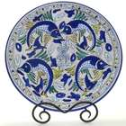 "Tunisian Balik Fish 15"" Serving Platter"