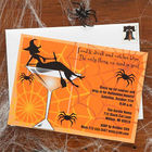 Halloween Cocktails Party Invitations
