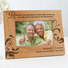 Personalized Retirement Picture Frame