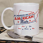 Personalized Patriotic Mug