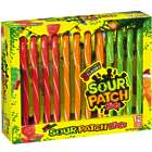 12 Sour Patch Kids Candy Canes