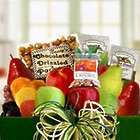 Classic Pairing Fruit and Snacks Gift Box