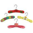 Children's Personalized Wooden Hangers