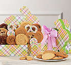 Easter Cookies Bunny Gift Box