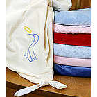 Angel Hugs Knotted Blanket