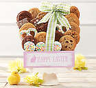 Happy Easter Cookie and Brownie Gift Box