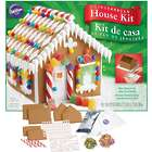 Pre-Baked and Pre-Cut Gingerbread House