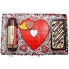Wisconsin Valentine Snacks Gift Tray
