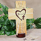 First Communion Personalized Cross