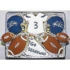 Go Seahawks Cookie Gift Tin