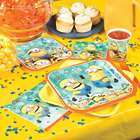 Basic Minions Tableware Party Pack