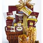 Happy Birthday Sweets Deluxe Balsam Gift Basket
