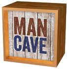 Man Cave Lightbox