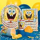 SpongeBob SquarePants Tableware Basic Party Pack