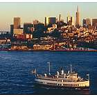 Gourmet San Francisco Dinner Cruise for Two