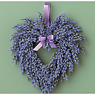 Hanging Heart-Shaped Wreath
