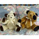 Oliver or Olivia Hand Made Teddy Bear