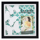 Laugh Shadow Box Frame
