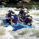 Rafting on the Ocoee River Rapids Experience for Two