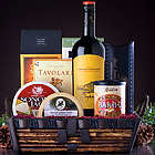 Red Wine Savory Basket