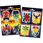 Scary Gummi Monster Candies