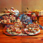Deluxe Bakery Sweets Gift Basket