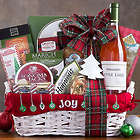Little Lakes Rose Holiday Collection Gift Basket