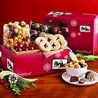 Sweet Holiday Wishes and Treats Gift Box