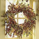 Harvest Berry Wreath