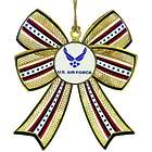 United States Air Force 2D Bow Ornament