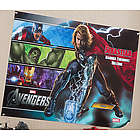 Personalized Marvel Avengers Poster